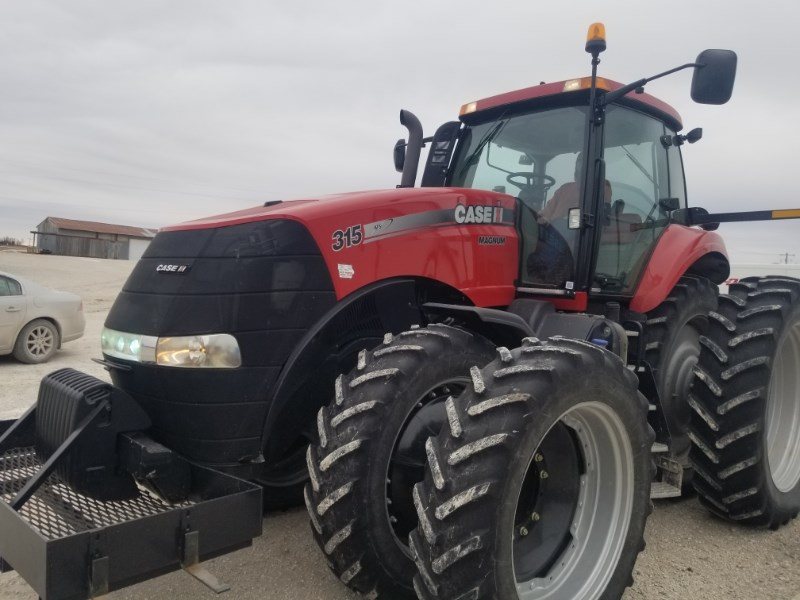 2011 Case IH 315 Tractor For Sale
