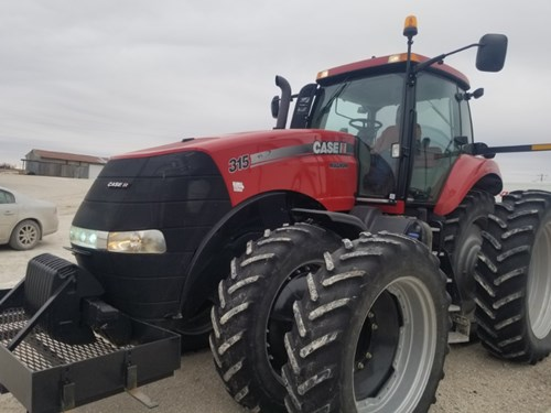 Tractor For Sale:  2011 Case IH 315 , 315 HP