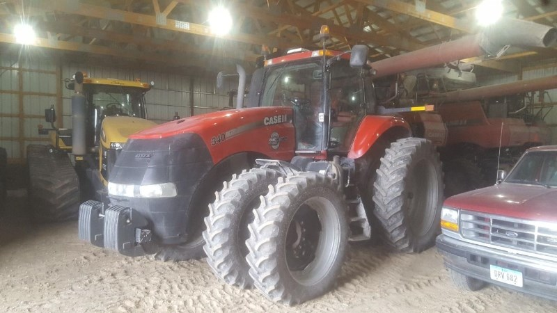 2013 Case IH 340 MAG Tractor For Sale