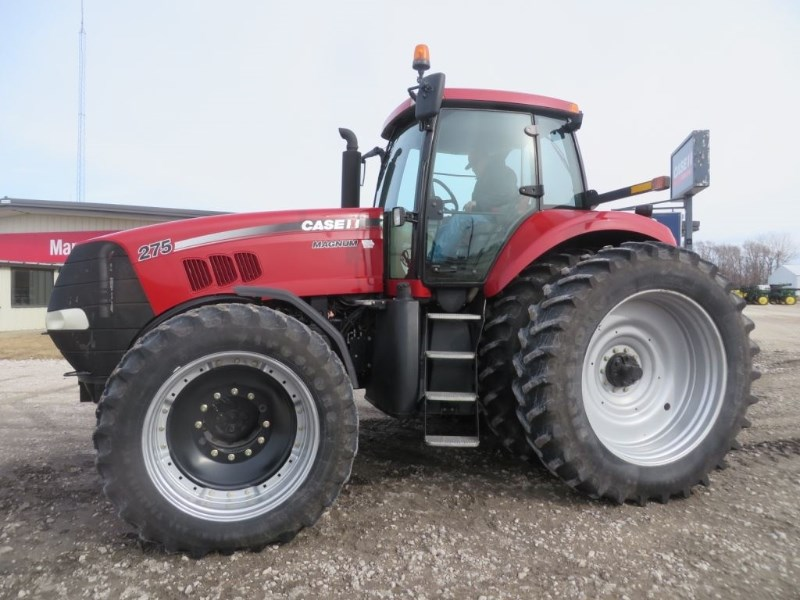 2008 Case IH MX275 Tractor For Sale