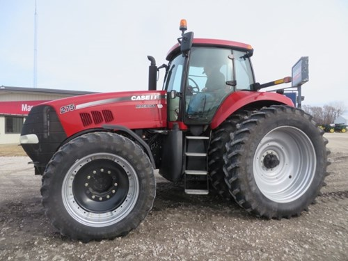Tractor For Sale:  2008 Case IH MX275 , 275 HP
