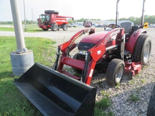 Tractor For Sale:  2013 Case IH FARMALL 30B , 28 HP