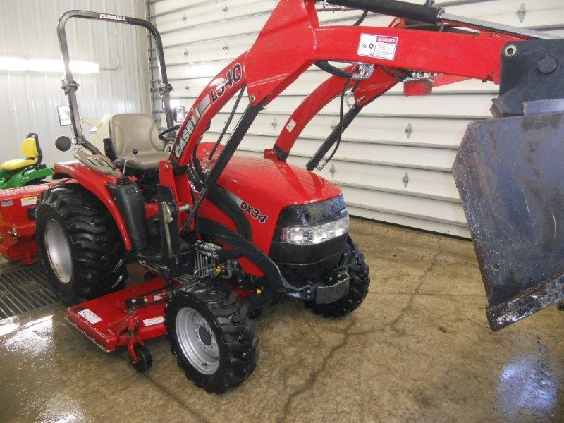 2007 Case IH DX34 Tractor For Sale