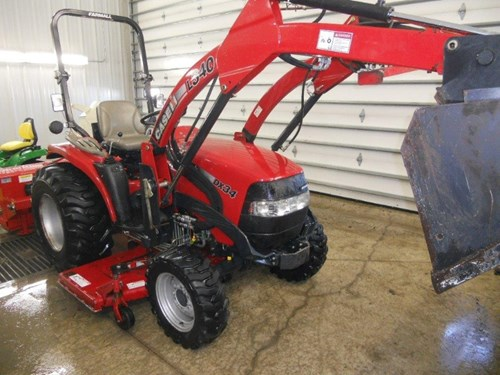 Tractor For Sale:  2007 Case IH DX34 , 35 HP