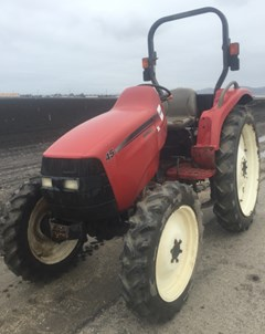 Tractor For Sale:  2009 Case IH DX45A , 45 HP