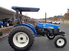 Tractor For Sale 2006 New Holland TT75A , 75 HP