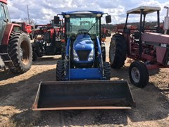 Tractor - Compact For Sale:  2009 New Holland Boomer 3040 , 40 HP