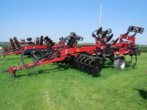 Disk Ripper For Sale:  2013 Case IH 870