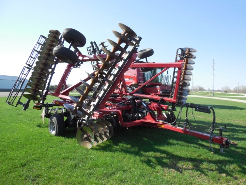 2012 Case IH 370 Disk Harrow For Sale