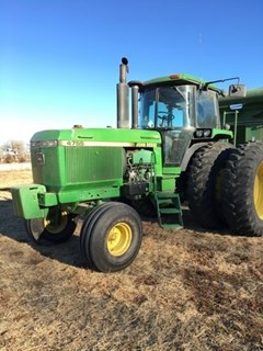 Tractor For Sale 1990 John Deere 4755 , 180 HP
