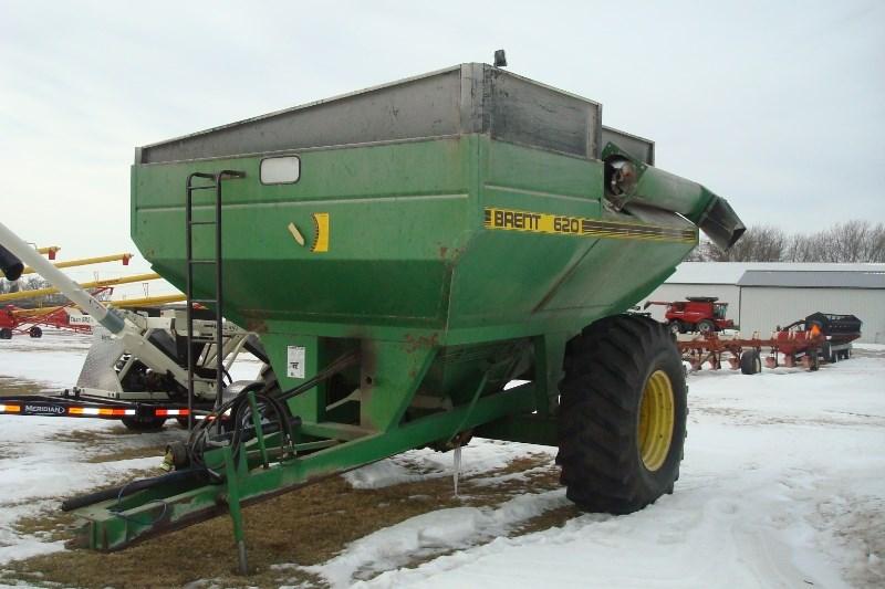 Brent 620 Grain Cart For Sale