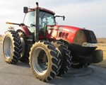 Tractor For Sale: 2009 Case IH Magnum 305, 304 HP