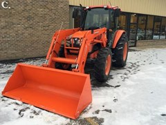 Tractor For Sale:  2006 Kubota M9540DTC