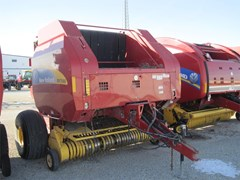 Baler-Round For Sale 2012 New Holland BR7090