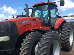 Tractor For Sale 2009 Case IH MAGNUM 305 , 305 HP
