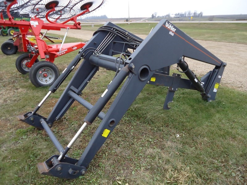 Allied 795 Front End Loader Attachment For Sale