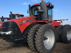 Tractor For Sale 2014 Case IH STEIGER 370 HD , 370 HP