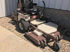 """Riding Mower For Sale 2015 Grasshopper 727 w/61""""  rear discharge deck , 27 HP"""