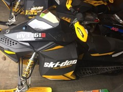 Snowmobile For Sale 2012 Ski-Doo 2012 RENEGADE 600E-TEC BLACK/YELLOW