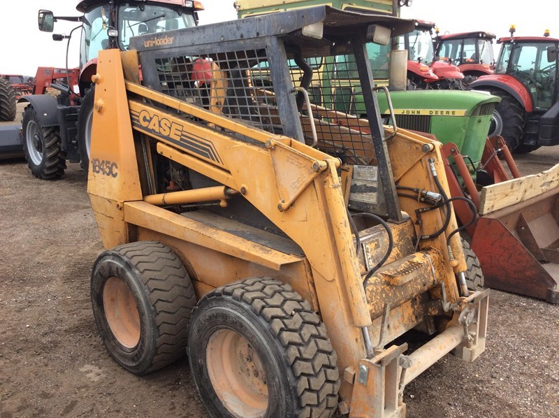 1996 Case 1845C Skid Steer For Sale