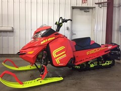 Snowmobile For Sale 2016 Ski-Doo 2016 FREERIDE 800E-TEC E.S. RED/GRN SKU # VAGB