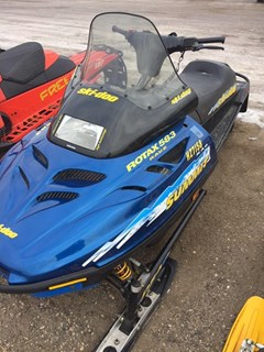 Snowmobile For Sale 1998 Ski-Doo 1998 SUMMIT 583 LIQUID