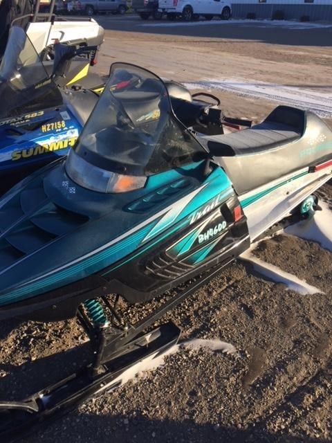 1996 Polaris 1996 INDY TRAIL 488 Fan Cooled Snowmobile For Sale