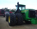 Tractor For Sale: 1998 John Deere 9400, 425 HP