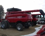 Combine For Sale: 2008 Case IH 7010