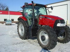Tractor For Sale 2015 Case IH MAXXUM 140 T4