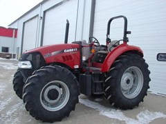 Tractor For Sale 2014 Case IH FARMALL 95C PLATFORM