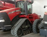 Tractor For Sale: 2012 Case IH Steiger 550 Quadtrac