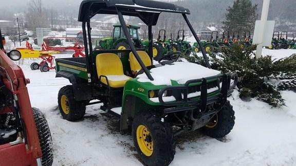 2009 John Deere XUV 620I GREEN Utility Vehicle For Sale