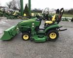 Tractor For Sale: 2014 John Deere 1025R, 24 HP