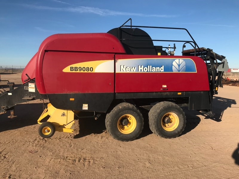 2009 New Holland BB9080 Baler-Big Square For Sale
