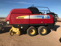 Baler-Big Square For Sale:  2009 New Holland BB9080