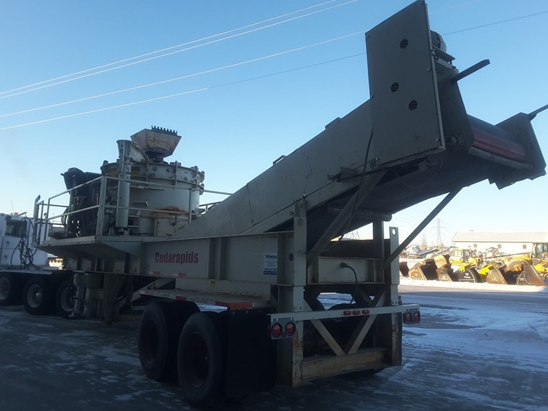 1998 Cedarapids 2100 VSI Crusher - Impact For Sale