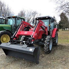 Tractor For Sale 2011 Massey Ferguson 2660LP , 90 HP