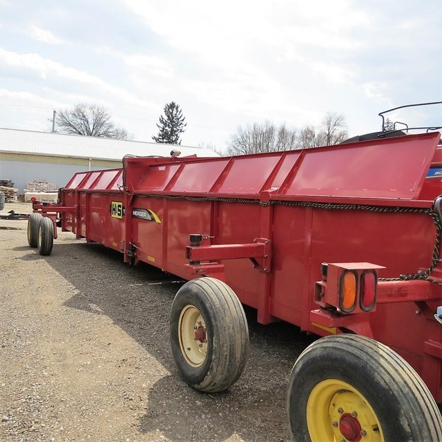 H & S TWM9 Misc. Ag For Sale