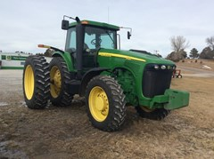 Tractor For Sale 2004 John Deere 8120 , 208 HP