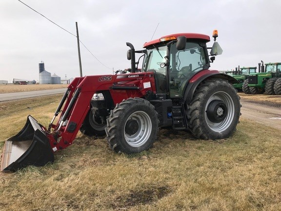 2013 Case IH 140 Tractor For Sale