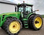 Tractor For Sale: 2010 John Deere 8225R, 225 HP