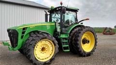 Tractor For Sale:  2010 John Deere 8225R , 225 HP