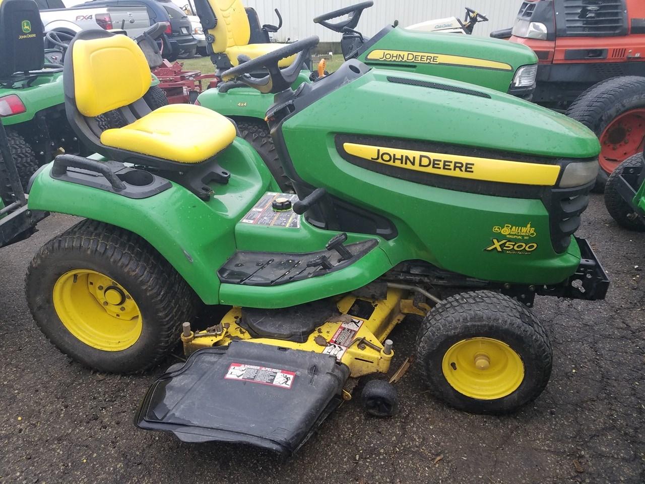2006 John Deere X500 Riding Mower For Sale