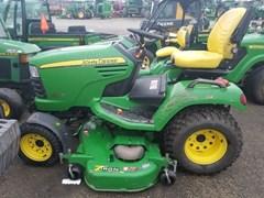 Riding Mower For Sale 2012 John Deere X748 , 24 HP