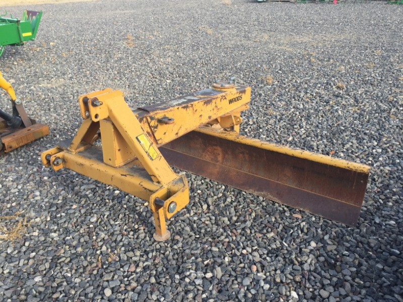 3D-P Technology RB850 Blade Rear-3 Point Hitch For Sale