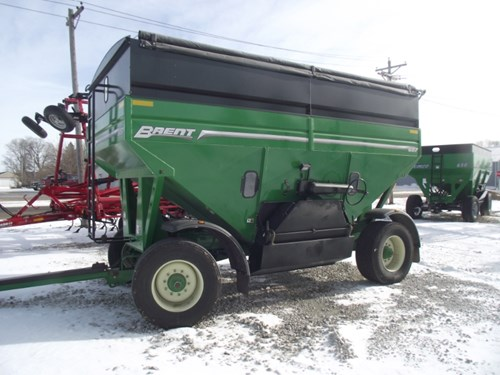 Gravity Box For Sale:  2012 Brent 657