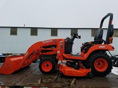 Tractor For Sale 2013 Kubota BX2660 , 26 HP