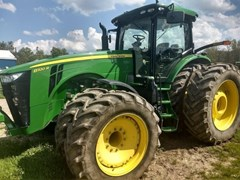 Tractor - Row Crop For Sale 2014 John Deere 8320R , 320 HP