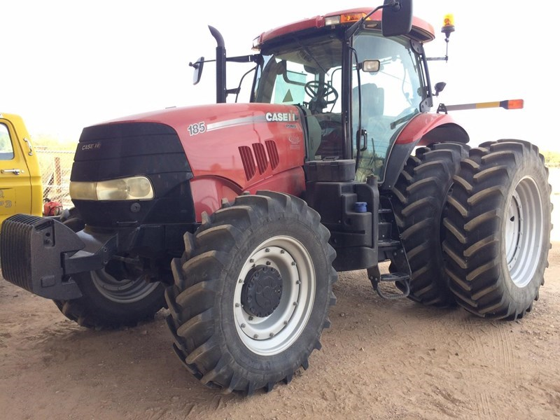 2013 Case IH PUMA 185 Tractor For Sale